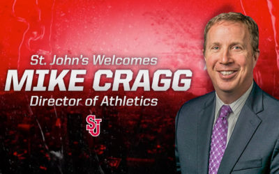 Mike Cragg Named AD at St. John's