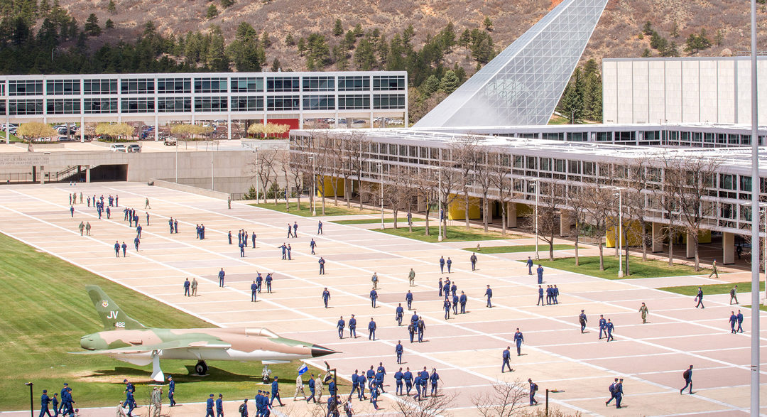 CSA Completes Air Force Academy Review