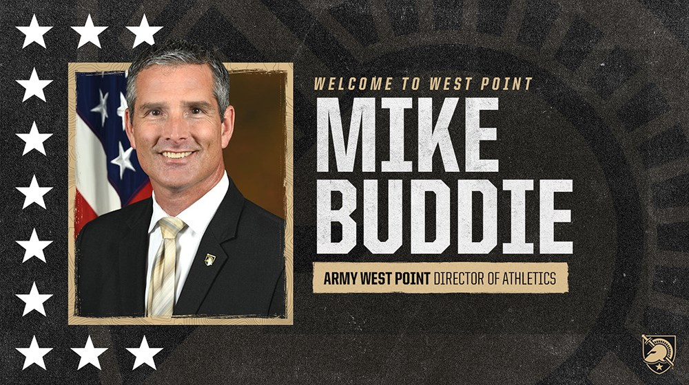 Buddie Selected to Lead West Point Athletics