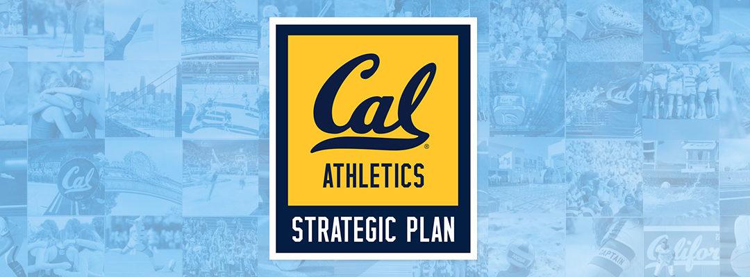 Cal Athletics Announces Strategic Plan
