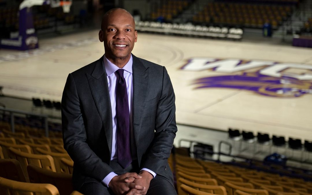 Western Carolina Announces Alex Gary as New Catamounts' Athletics Director