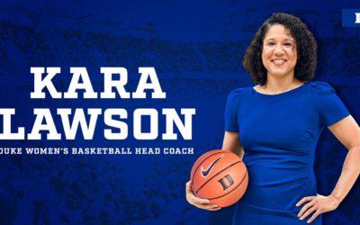 Kara Lawson to Lead Duke Women's Basketball