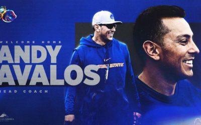 Avalos Returns to Boise State as Head Coach