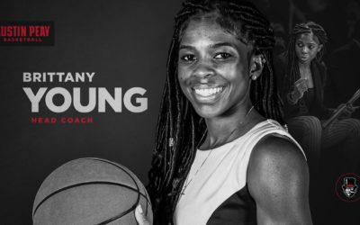 Brittany Young to Lead Austin Peay Women's Basketball