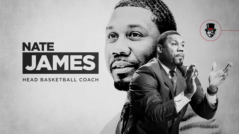 Nate James to Lead Austin Peay Men's Basketball