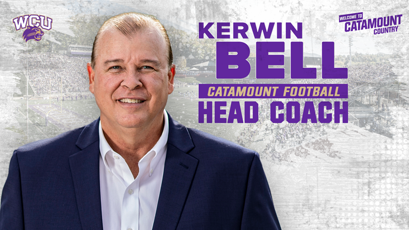 Kerwin Bell to Lead Western Carolina Football