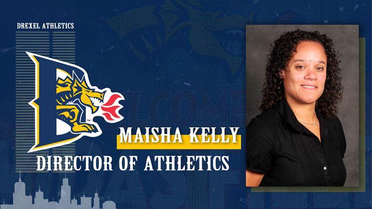 Maisha Kelly Named AD at Drexel