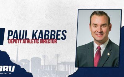 ORU Hires Paul Kabbes as Deputy Athletic Director
