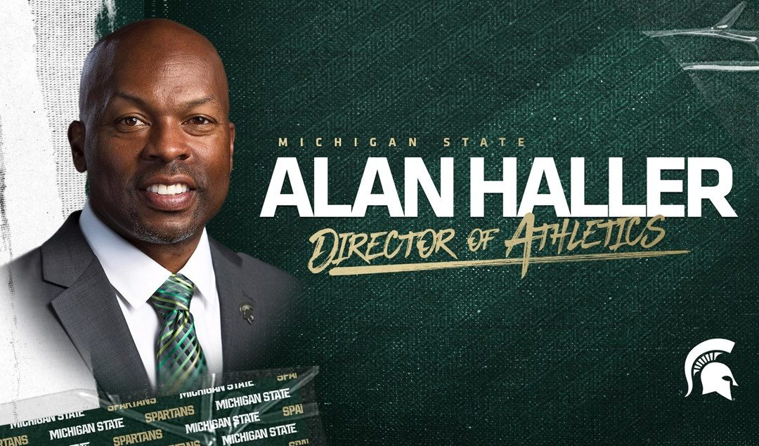 Michigan State Appoints Alan Haller as New Athletics Director
