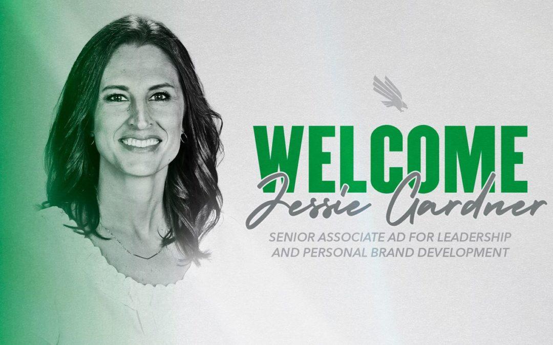 Gardner Named Senior Associate AD for Leadership and Personal Brand Development